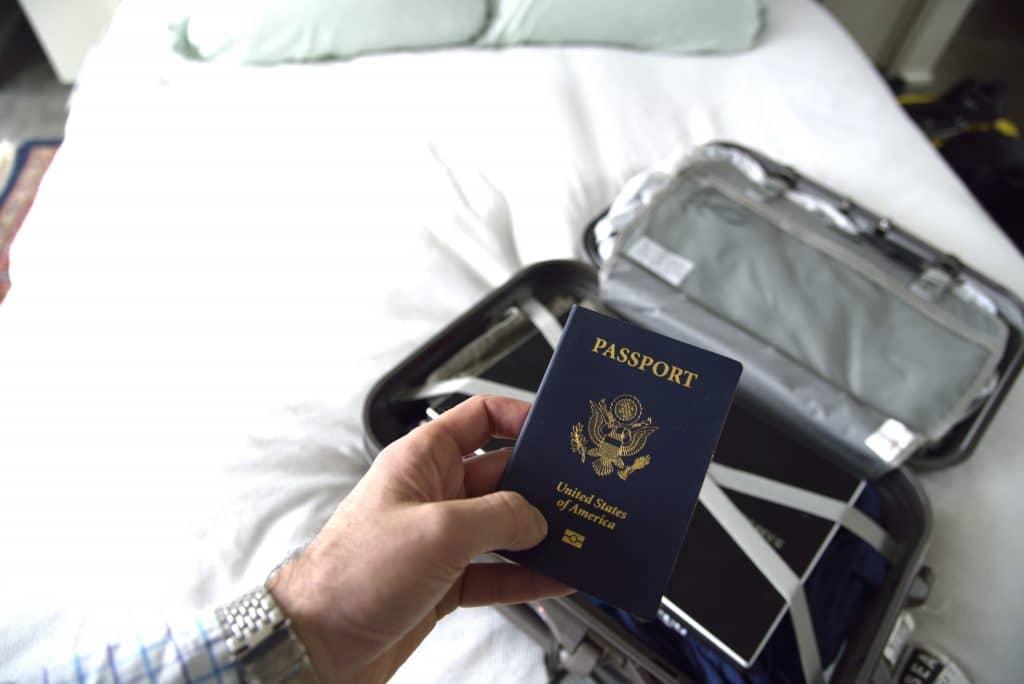 Penser aux passeports de tout le monde